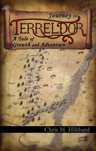 Journey to Terreldor - Chris Hibbard