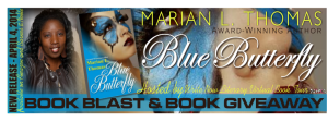 Banner - Blue Butterfly