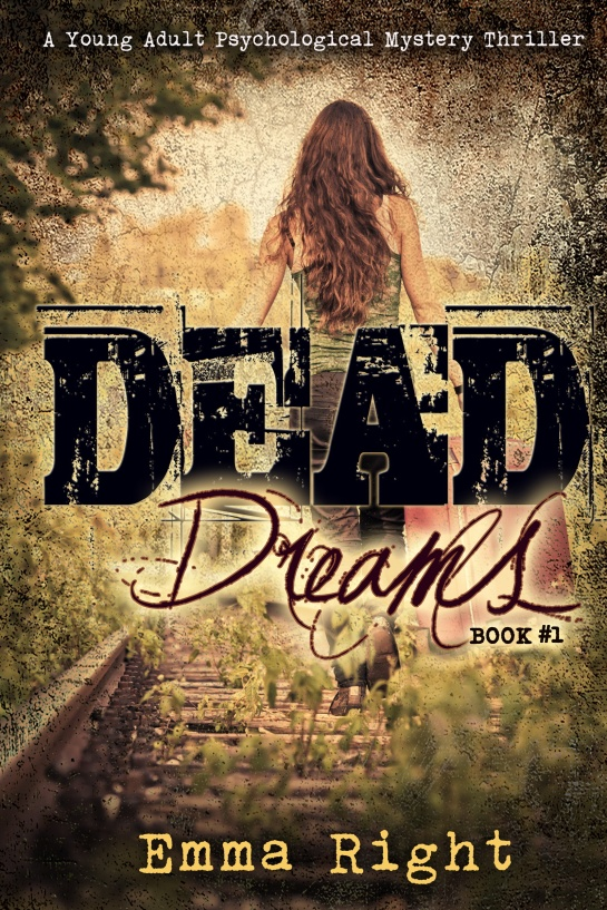 Dead Dreams book cove