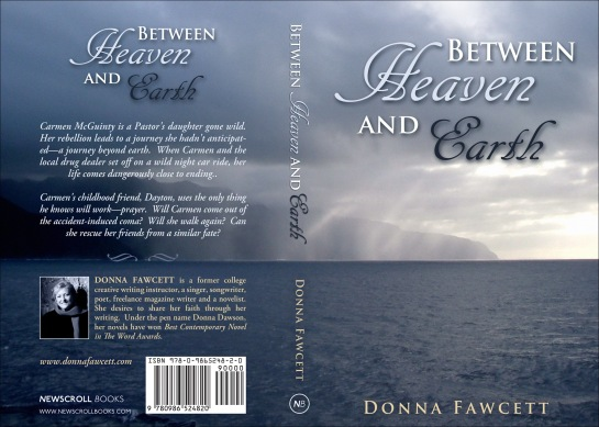 Between Heaven and Earth Cover
