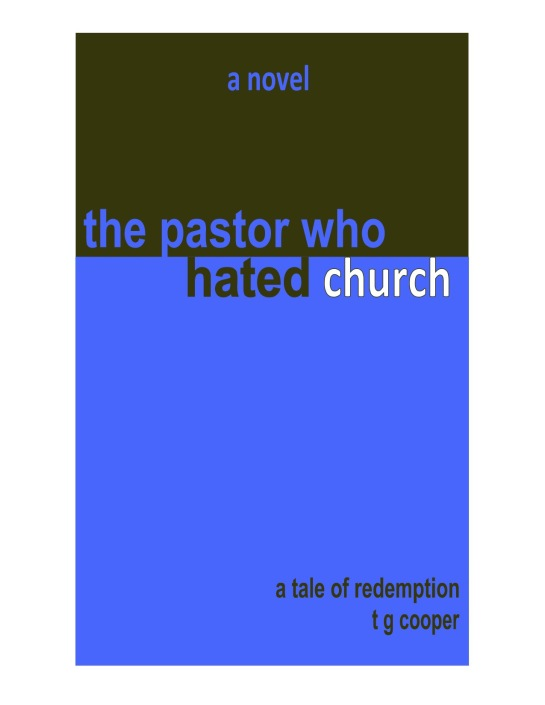 Pastor Who Hated Church Title