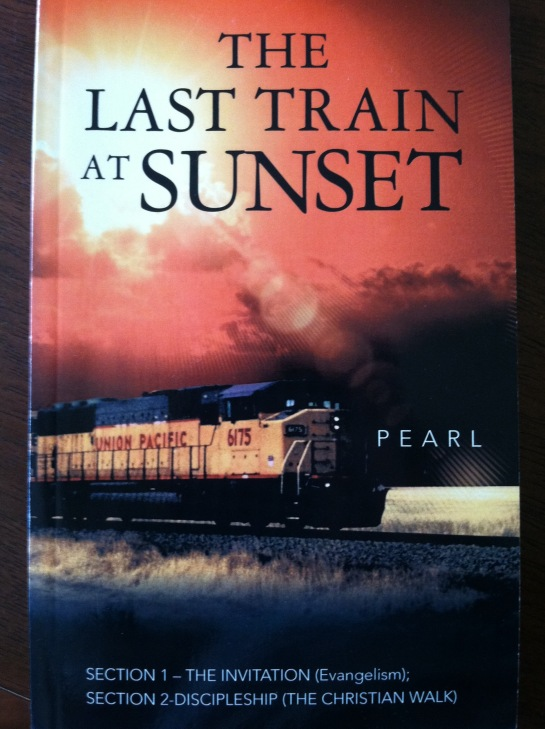 The Last Train at Sunset