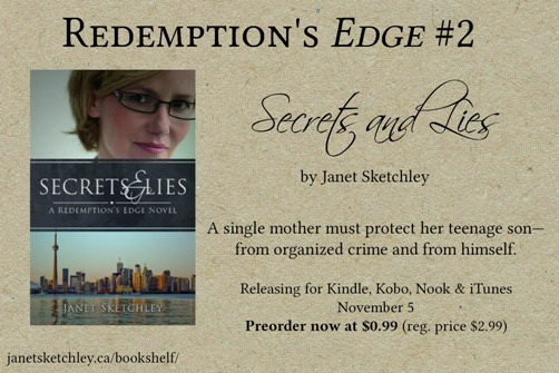 Secrets and Lies preorder web