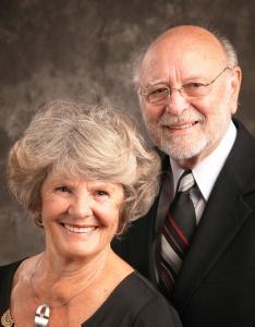 Ann and Bryan